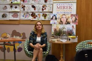 BPMiG w Radkowie spotkanie autoorskie Krystyna Mirek25