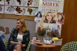 BPMiG w Radkowie spotkanie autoorskie Krystyna Mirek3