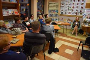 BPMiG w Radkowie spotkanie autoorskie Krystyna Mirek30