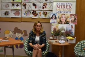 BPMiG w Radkowie spotkanie autoorskie Krystyna Mirek31