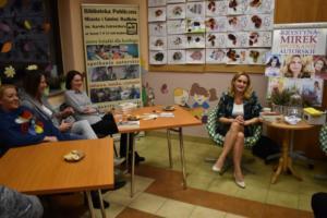 BPMiG w Radkowie spotkanie autoorskie Krystyna Mirek32