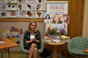 BPMiG w Radkowie spotkanie autoorskie Krystyna Mirek33