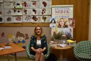 BPMiG w Radkowie spotkanie autoorskie Krystyna Mirek34