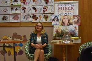 BPMiG w Radkowie spotkanie autoorskie Krystyna Mirek36
