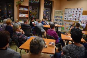 BPMiG w Radkowie spotkanie autoorskie Krystyna Mirek39