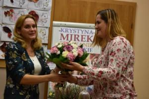 BPMiG w Radkowie spotkanie autoorskie Krystyna Mirek42