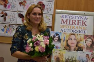BPMiG w Radkowie spotkanie autoorskie Krystyna Mirek43