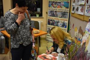 BPMiG w Radkowie spotkanie autoorskie Krystyna Mirek46