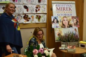 BPMiG w Radkowie spotkanie autoorskie Krystyna Mirek53