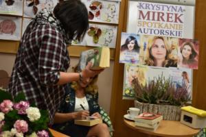 BPMiG w Radkowie spotkanie autoorskie Krystyna Mirek54