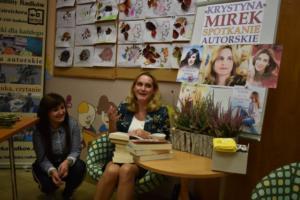 BPMiG w Radkowie spotkanie autoorskie Krystyna Mirek58