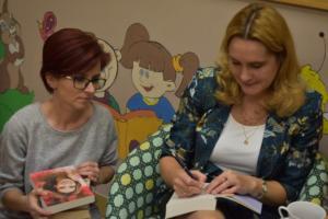 BPMiG w Radkowie spotkanie autoorskie Krystyna Mirek62