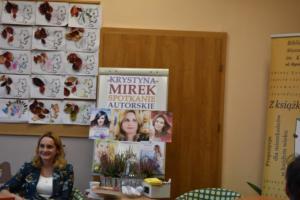 BPMiG w Radkowie spotkanie autoorskie Krystyna Mirek7