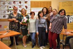 BPMiG w Radkowie spotkanie autoorskie Krystyna Mirek74