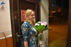 BPMiG w Radkowie spotkanie autoorskie Krystyna Mirek76