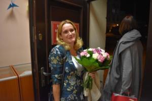 BPMiG w Radkowie spotkanie autoorskie Krystyna Mirek77