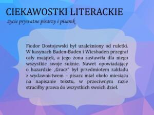 BPMiG Radkow ciekawostki literackie3