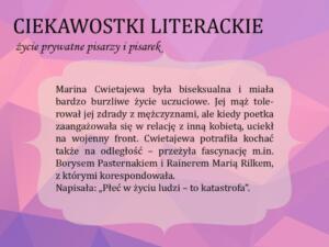 BPMiG Radkow ciekawostki literackie9