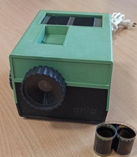 BPMiG Radkow projektor na bajki2