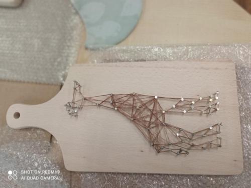 BPMiG Radkow szkolenie string art2