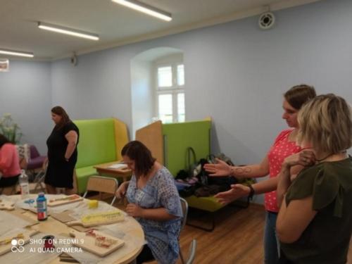 BPMiG Radkow szkolenie string art5