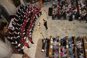 BPMiG w Radkowie koncert Poznanskie Slowiki WSM11