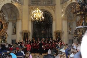 BPMiG w Radkowie koncert Poznanskie Slowiki WSM15