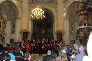 BPMiG w Radkowie koncert Poznanskie Slowiki WSM16