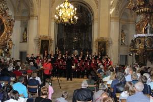 BPMiG w Radkowie koncert Poznanskie Slowiki WSM18