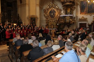 BPMiG w Radkowie koncert Poznanskie Slowiki WSM28