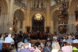 BPMiG w Radkowie koncert Poznanskie Slowiki WSM30
