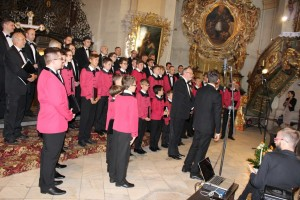 BPMiG w Radkowie koncert Poznanskie Slowiki WSM32