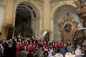 BPMiG w Radkowie koncert Poznanskie Slowiki WSM35