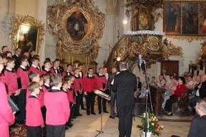 BPMiG w Radkowie koncert Poznanskie Slowiki WSM36