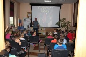 BPMiG Radkow spotkanie autorskie z Lukaszem Wierzbickim 010