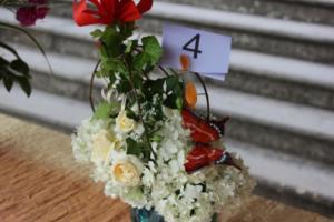 BPMiG Radkow 5 festiwal kwiatow przyjmowanie i ekspozycja kompozycji 01