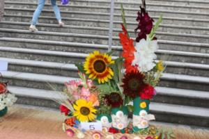 BPMiG Radkow 5 festiwal kwiatow przyjmowanie i ekspozycja kompozycji 02
