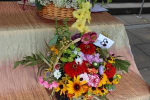 BPMiG Radkow 5 festiwal kwiatow przyjmowanie i ekspozycja kompozycji 07