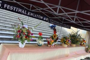 BPMiG Radkow 5 festiwal kwiatow przyjmowanie i ekspozycja kompozycji 11