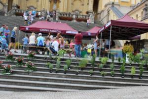 BPMiG Radkow 5 festiwal kwiatow przyjmowanie i ekspozycja kompozycji 29