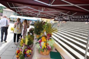 BPMiG Radkow 5 festiwal kwiatow przyjmowanie i ekspozycja kompozycji 31