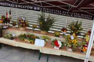 BPMiG Radkow 5 festiwal kwiatow przyjmowanie i ekspozycja kompozycji 39