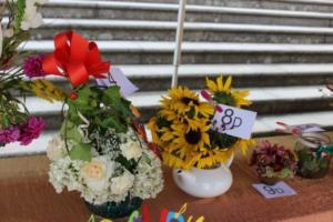 BPMiG Radkow 5 festiwal kwiatow przyjmowanie i ekspozycja kompozycji 48