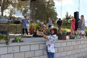 BPMiG Radkow 5 festiwal kwiatow wreczenie nagrod 25