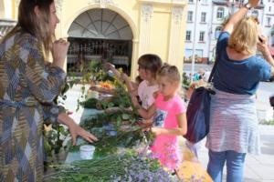 BPMiG Radkow 5 festiwal kwiatow warsztaty florystyczne 08