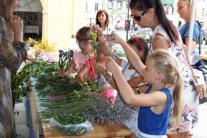 BPMiG Radkow 5 festiwal kwiatow warsztaty florystyczne 10