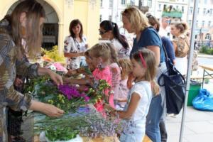 BPMiG Radkow 5 festiwal kwiatow warsztaty florystyczne 11