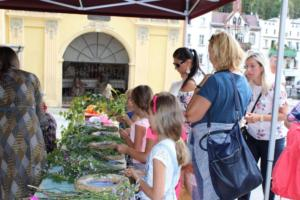BPMiG Radkow 5 festiwal kwiatow warsztaty florystyczne 12