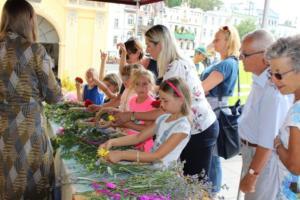 BPMiG Radkow 5 festiwal kwiatow warsztaty florystyczne 13