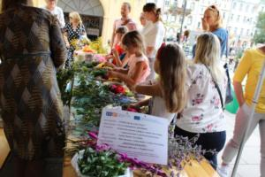 BPMiG Radkow 5 festiwal kwiatow warsztaty florystyczne 15
